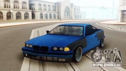 BMW E36 UTE für GTA San Andreas