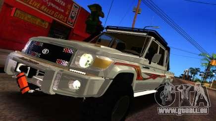 Land Cruiser 79 Pick Up V1.0 pour GTA San Andreas