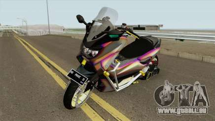 Yamaha NMax Lowrider pour GTA San Andreas