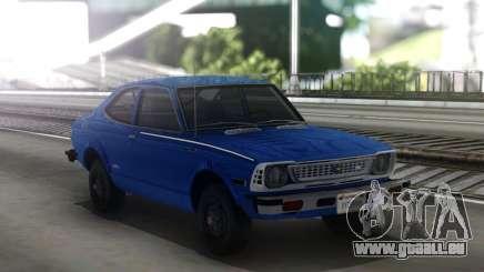 1974 Toyota Corolla SR5 (E20) pour GTA San Andreas