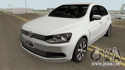 Volkswagen Voyage G6 1.6 Comfortline pour GTA San Andreas