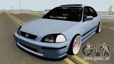 Honda Civic 1.6 VTI pour GTA San Andreas