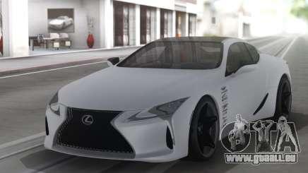 Lexus LC500 Stance pour GTA San Andreas