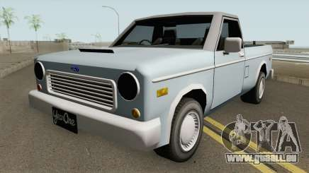 Ford Ranger Classic Style 1985 pour GTA San Andreas