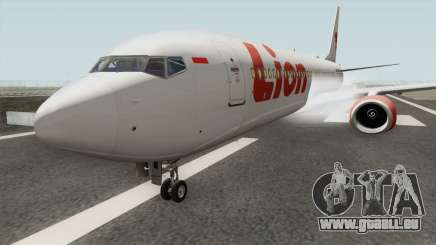Boeing 737NG Lion Air für GTA San Andreas