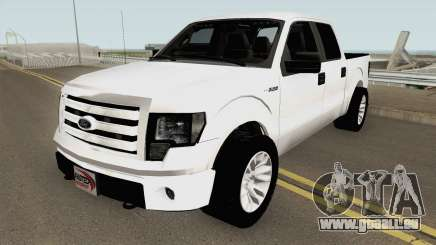 Ford F150 Police Unmarked pour GTA San Andreas