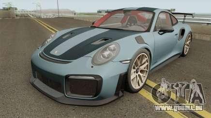 Porsche 911 GT2 RS 2018 pour GTA San Andreas
