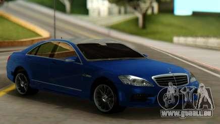 Mersedes-Benz W221 WALD BLACK BISON für GTA San Andreas