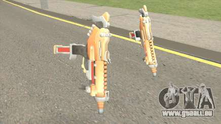 Overwatch: Sombra Weapon pour GTA San Andreas