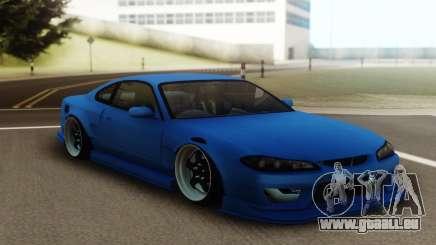 Nissan Silvia S15 Moze-R für GTA San Andreas