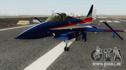 Chengdu J-10 ADT pour GTA San Andreas