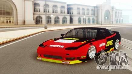Nissan 200SX 4epa für GTA San Andreas
