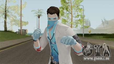 ROS Mad Doctor Skin pour GTA San Andreas