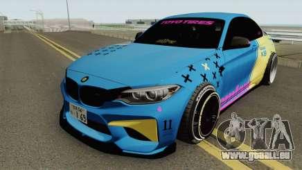 BMW M2 LowCarMeet pour GTA San Andreas