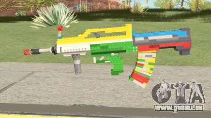 QBZ Block Bolter pour GTA San Andreas