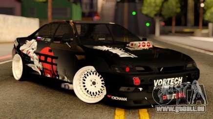 Toyota Mark II GX90 pour GTA San Andreas