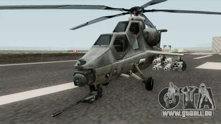 Z-10 pour GTA San Andreas