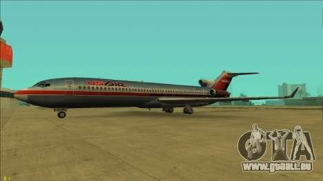 Boeing 727-200 USAir pour GTA San Andreas