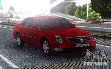 Cadillac DTS 2008 für GTA San Andreas