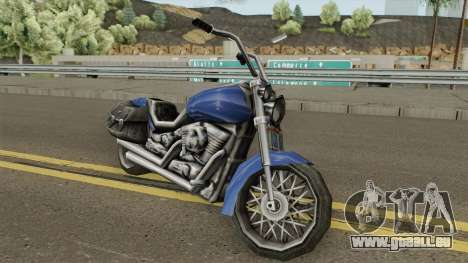Freeway BETA pour GTA San Andreas