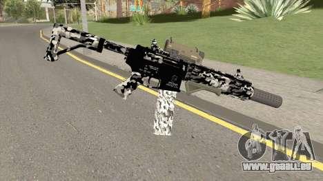 Assault Rifle GTA V pour GTA San Andreas