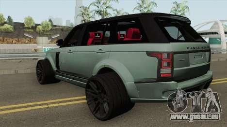 Range Rover Vogue L405 Startech für GTA San Andreas