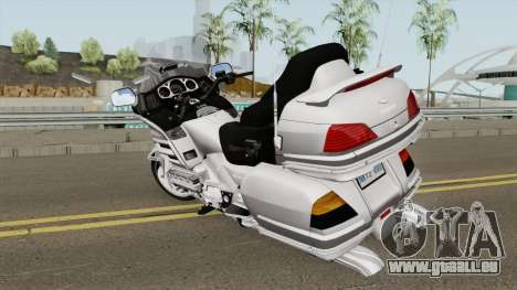 Honda Goldwing GL1800 2005 - 30th Anniversary pour GTA San Andreas