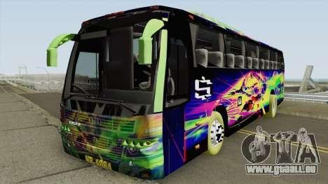 Volvo Bus pour GTA San Andreas