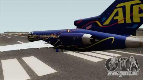 Boeing 727-200 American Trans Air pour GTA San Andreas