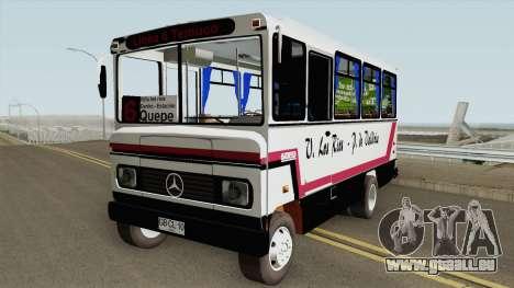 Mercedes-Benz LO608D für GTA San Andreas