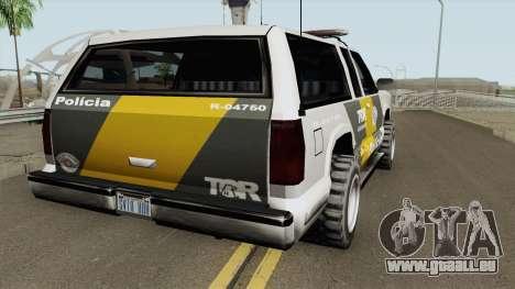 Policia Rodoviaria SP (Federal) TCG pour GTA San Andreas