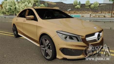 Mercedes Benz CLA 250 AMG für GTA San Andreas