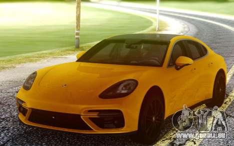 Porsche Panamera pour GTA San Andreas