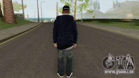 Uzzi from BUG Mafia pour GTA San Andreas