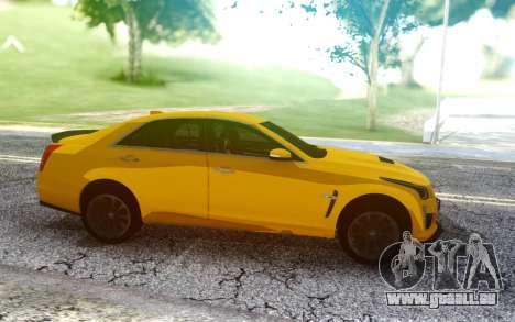 Cadillac CTS-V pour GTA San Andreas
