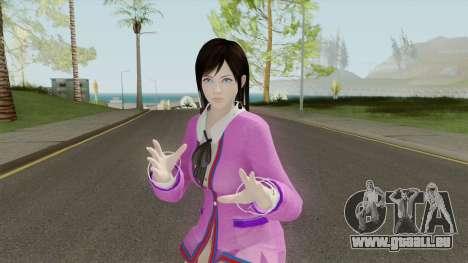 Kokoro Pantuless V2 pour GTA San Andreas