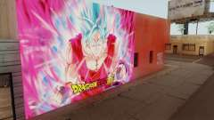 DBS Super Saiyan Blue Goku
