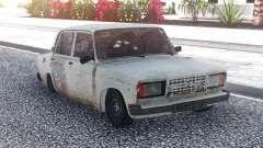 VAZ 2107 Brodyaga pour GTA San Andreas