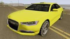 Audi A6 LQ V2 Tunable pour GTA San Andreas