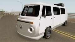 Volkswagen Kombi (Camper) TCGTABR pour GTA San Andreas