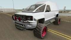 Declasse Brutus Cleaner GTA V