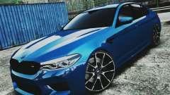 BMW M5 F90 pour GTA 4