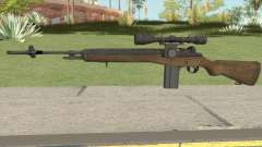 M14 Sniper HQ pour GTA San Andreas