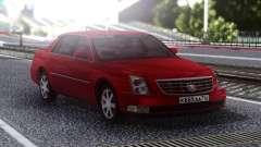 Cadillac DTS 2008 Sedan pour GTA San Andreas