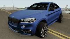 BMW X6 M Performance Parts pour GTA San Andreas