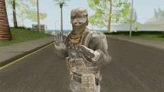 Skin 4 (Spec Ops: The Line - 33rd Infantry) pour GTA San Andreas