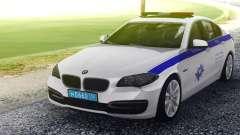 BMW 530 TRAFIC pour GTA San Andreas
