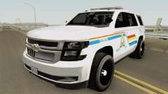 Chevrolet Tahoe San Andreas State Police RCMP