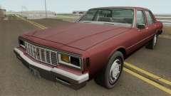 Chevrolet Impala (1980-1984) pour GTA San Andreas