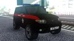 UAZ Patriot FSB für GTA San Andreas